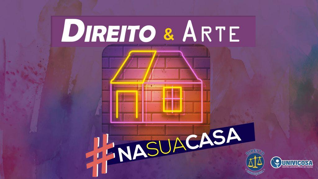 Direito e Arte #NaSuaCasa - O Gambito da Rainha